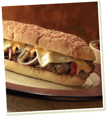 Jersey Mike's Cheese Steak